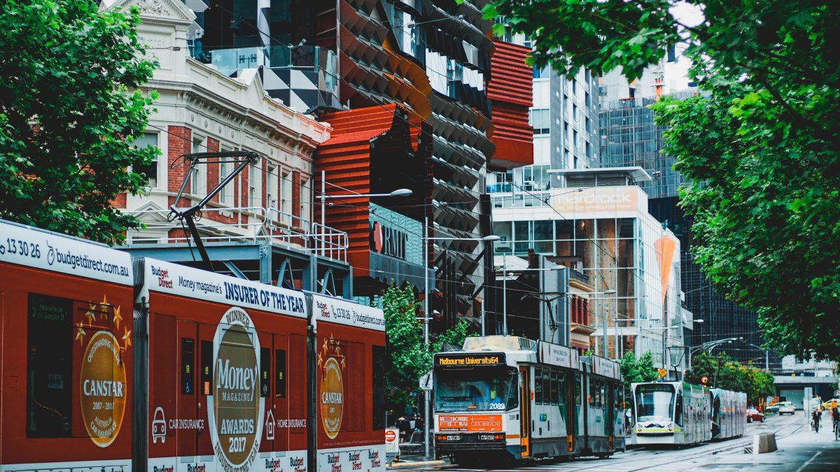 Melbourne shots